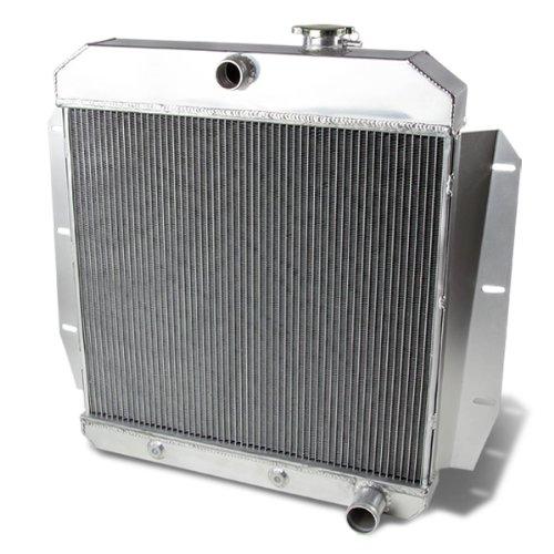 For Chevrolet/GMC Pickup Full Aluminum 3-Row Racing Radiator