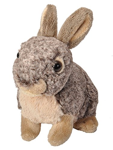Wild Republic Bunny Plush, Stuffed Animal, Plush Toy, Gifts for Kids, Cuddlekins, 8 Inches