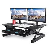 """ApexDesk 36"""" Desk Riser, 2-Tier"""