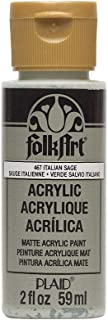product image for FolkArt Acrylic Paint in Assorted Colors (2 oz), 467, Italian Sage