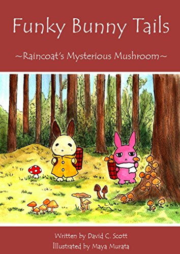 (Funky Bunny Tails: Raincoat's Mysterious Mushroom)