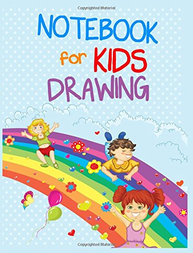 Notebook For Kids Drawing: 8.5 x 11, 108 Lined Pages (diary, notebook, journal, workbook)