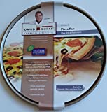 Amazon Com David Burke 14 Inch Diameter Pizza Pan Non