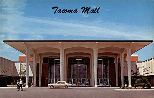 Tacoma Mall Tacoma, Washington Original Vintage - Tacoma Malls