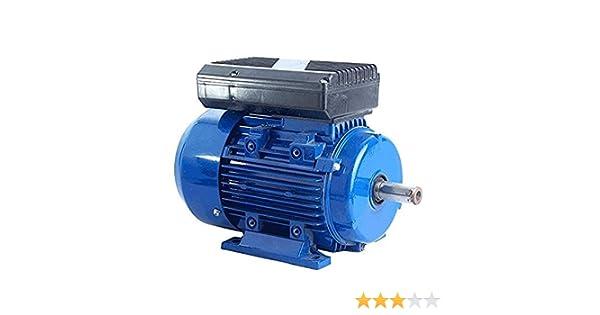 3 CV, 2P, 3000 rpm, altura del /árbol: 90 mm Fartools 117141 Motor el/éctrico