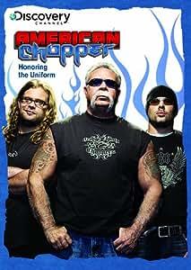 American Chopper: Honoring the Uniform