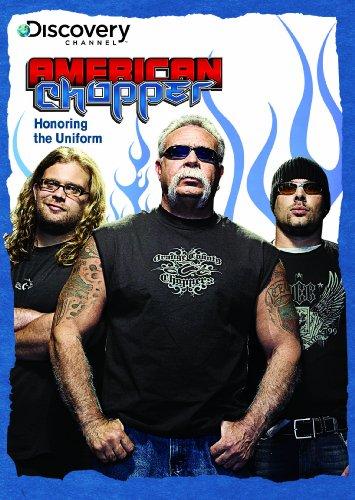American Chopper: Honoring the - Chopper Town