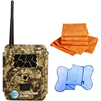 Spartan HD GoCam (AT&T Version, Model#GC-ATTxb, Blackout Infrared) 3G Wireless UTowel Bundle DEAL Bundled with UTowels Edgeless Microfiber Towels