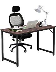 DlandHome Computer Desk PC Desk Office Desk Workstation for Home Office Use Writing Table