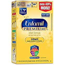 Enfamil Infant Baby Formula, 33.2 oz