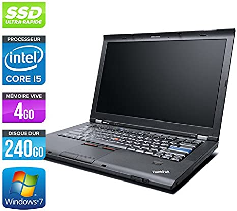 Lenovo Thinkpad T410 – PC portátil – 14,1 – Negro (Intel Core i5 ...
