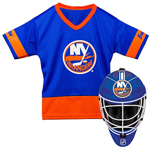Blackhawks Ice Girl Costumes - Franklin Sports New York Islanders Kid's