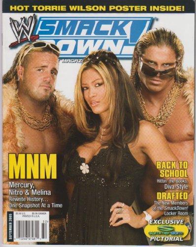 WWE Smackdown Magazine September 2005 ()