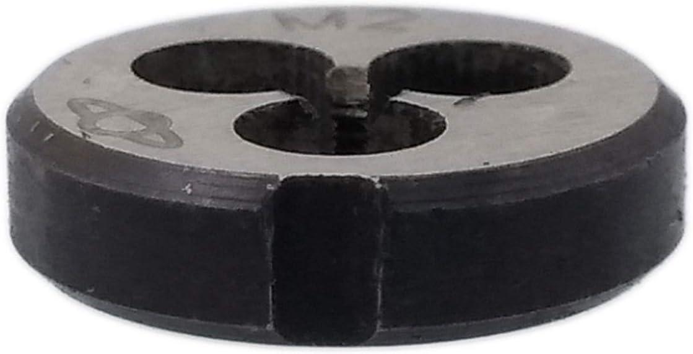 HSS 2mm x 0.4 Metric Die Right Hand Thread M2 x 0.4mm Pitch