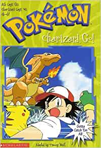 Lets find pokemon book