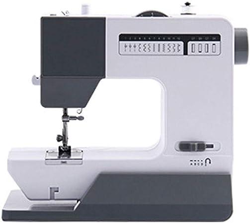Máquinas de Coser Máquina de Coser doméstica con Mesa de expansión 16 Máquina de Coser eléctrica
