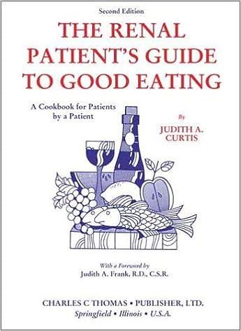 Renal Diet Cookbook The Low Sodium Low Potassium Healthy Kidney Cookbook