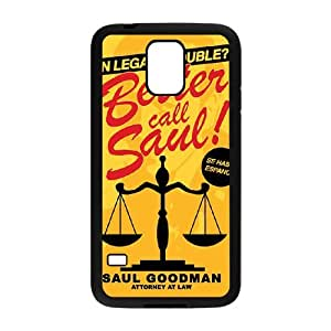 JCCFAN Better Call Saul 2 Phone Case For Samsung Galaxy S5 i9600