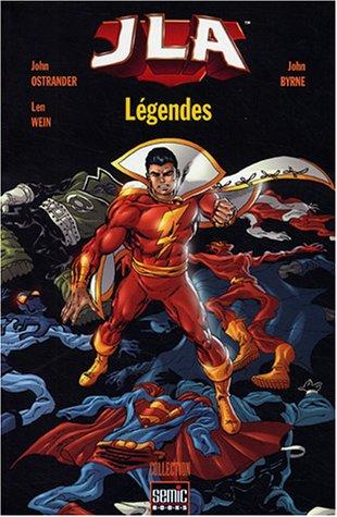 comics shazam VF