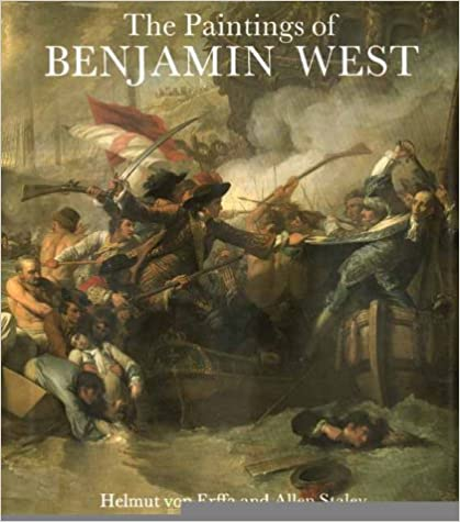 the paintings of benjamin west a barra foundation book
