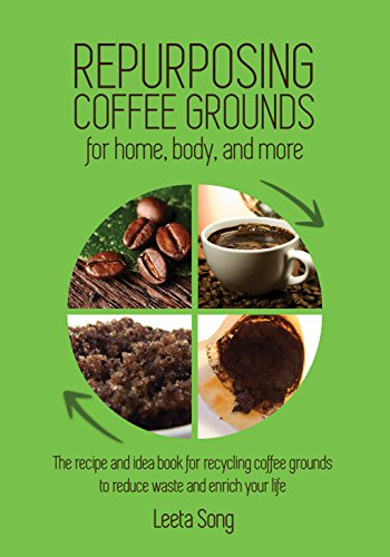 REPURPOSING COFFEE GROUNDS: for home, body, and more
