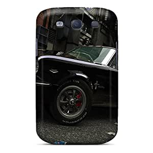 Hot Fashion JmsDqdD6682YtZOG Design Case Cover For Galaxy S3 Protective Case (dark Alley)