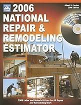 2006 National Repair & Remodeling Estimator (National Repair and Remodeling Estimator)(29th edition)