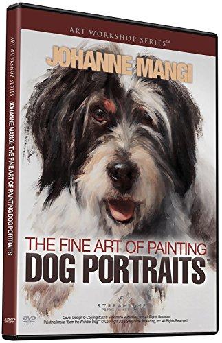 Johanne Mangi: The Fine Art Of Painting Dog Portraits