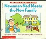 Newsman Ned Meets the New Family, Steven Kroll, 0590413678