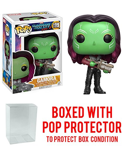 Guardians of the Galaxy Vol. 2 Gamora Figure