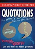 Quotations, Harper Collins Publishers, 0004708555