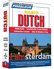 Pimsleur Dutch Basic Course - Level 1 Lessons 1-10 CD: Learn to Speak and Understand Dutch with Pimsleur Language Programs (Volume 1)