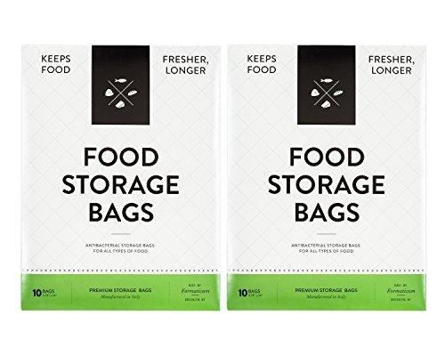 Formaticum Food Storage Bags Vegetables
