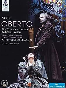 Tutto Verdi: Oberto [Alemania] [DVD]