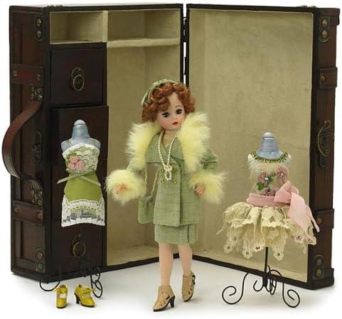 "Doll Display Case  5/"" X 5/"" X 10/"" High Fits Madame Alexander"