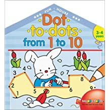 Dot-to-Dots from 1 to 10: Fun House Paperbacks