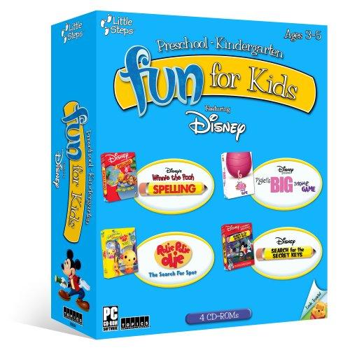 Fun For Kids featuring Disney: Preschool-Kindergarten