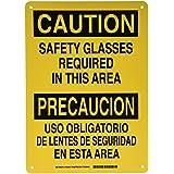 Brady 125443 Bilingual Sign, Legend