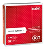 Imation 16260 Super DLT Type I SDLT - 110/220GB SDLT320 - 160/320GB Data Cartridge