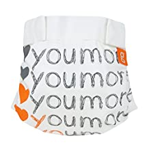 gDiapers I Love You More gPants, Large (22-36 lbs)