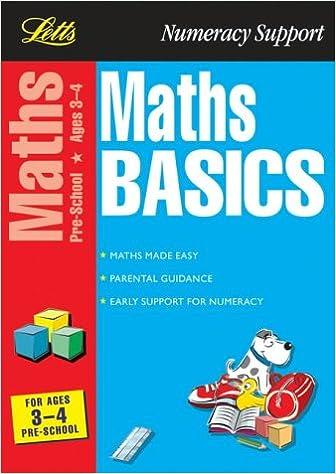 Maths Basics 3-4: Ages 3-4 (Maths & English basics): Amazon.co.uk ...