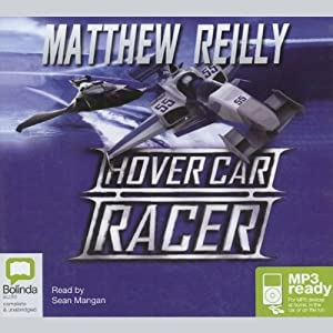 Hover Car Racer Audiobook