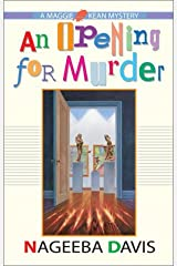 AN Opening for Murder (Maggie Kean Mysteries) Hardcover