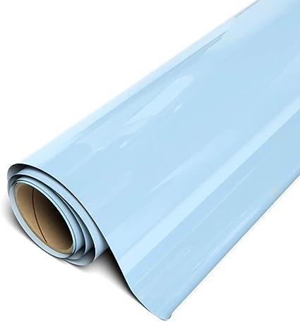 12* x 5 yards Roll Siser EasyWeed Vinyl 15 feet Powder Blue