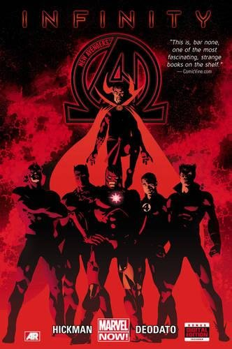 New 2013 Collection - New Avengers Volume 2: Infinity (Marvel Now)