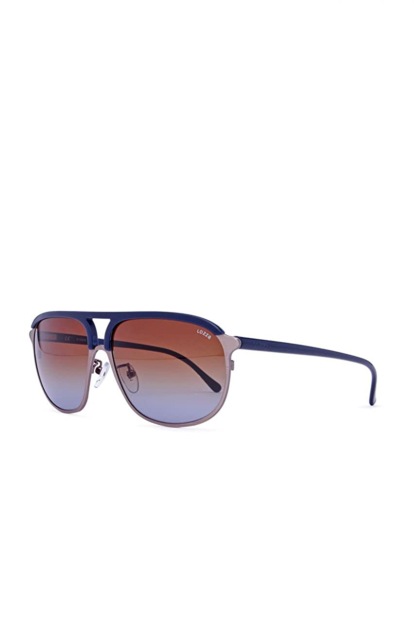 Lozza Gafas de Sol, Color: Azul Oscuro, Tamaño: 58: Amazon ...