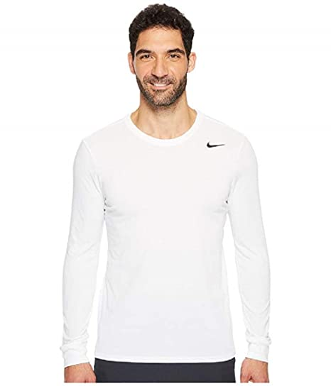 50cab20b Nike Men's Dry Training Long Sleeve T Shirt at Amazon Men's Clothing store: