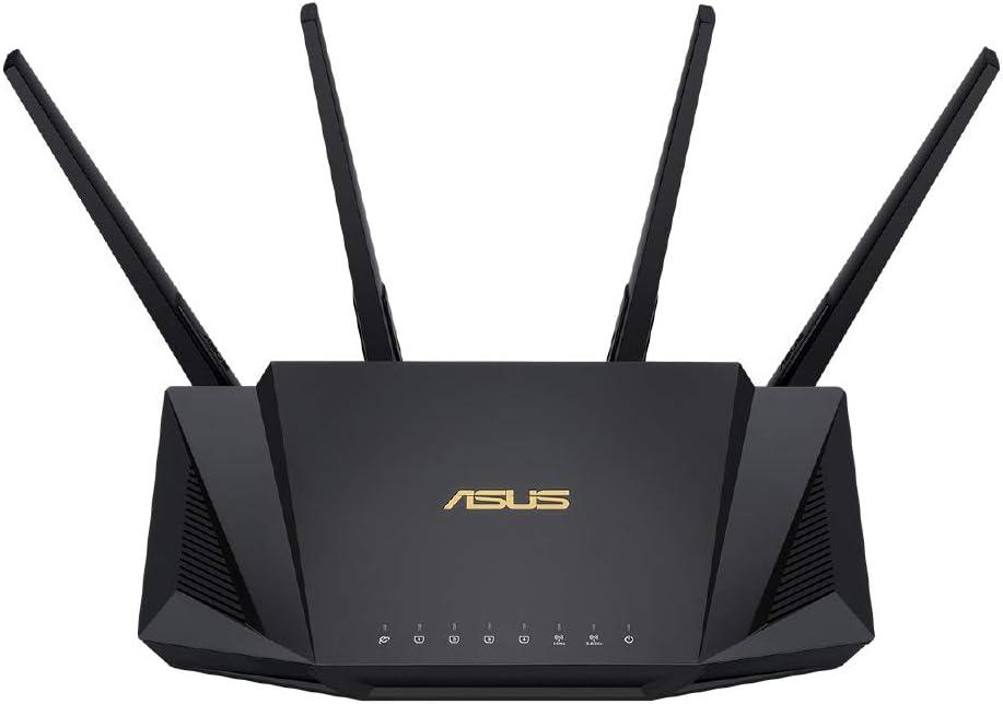 ASUS Wi-Fi 無線ルーター RT-AX3000 WiFi6(11ax)対応
