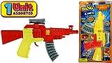 JA-RU Cap Gun Hot Shots Machine Super Bang (1 Unit) Quality Plastic Great Bang Party Favors Supplies for Kids. 927-1C