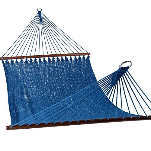 sundale-outdoor-55-inch-double-caribbean-hammock-hand-woven-polyester-rope-outdoor-patio-swing-bed-r